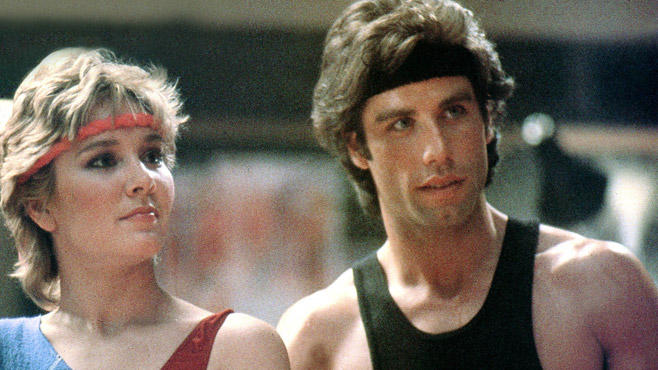 Staying Alive, John Travolta, Cynthia Rhodes