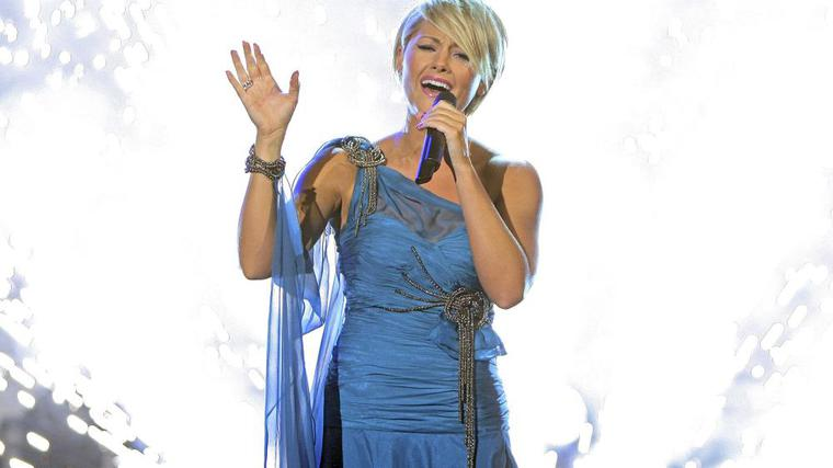 Sängerin Helene Fischer
