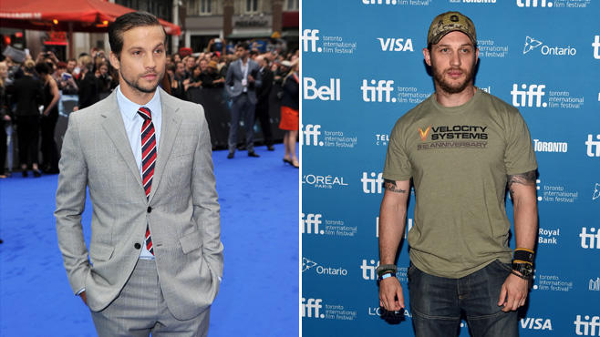 Logan Marshall-Green Tom Hardy