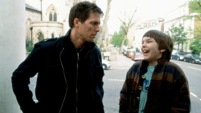 Nicholas Hoult als Kind