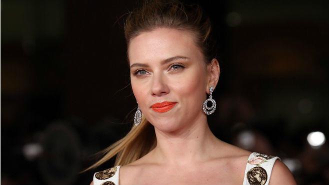 Scarlett Johansson heute
