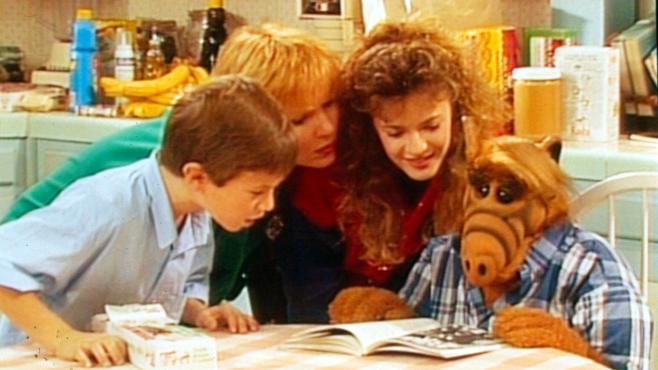 Alf Die Serie