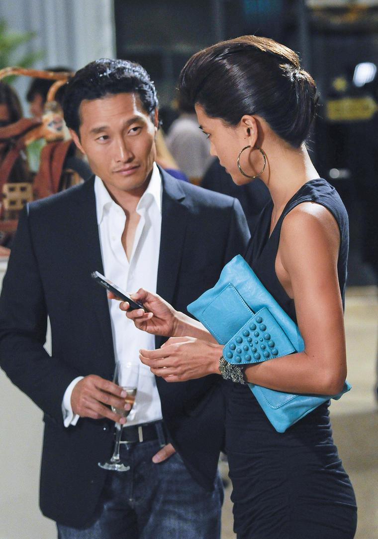 "Daniel Dae Kim in ""Hawaii Five-0"""