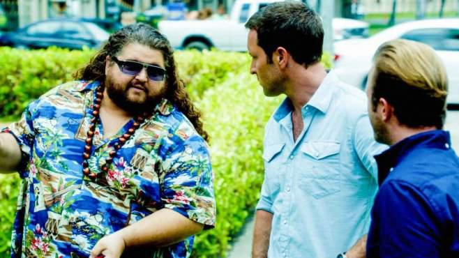 "Jorge Garcia in ""Hawaii Five-0"""