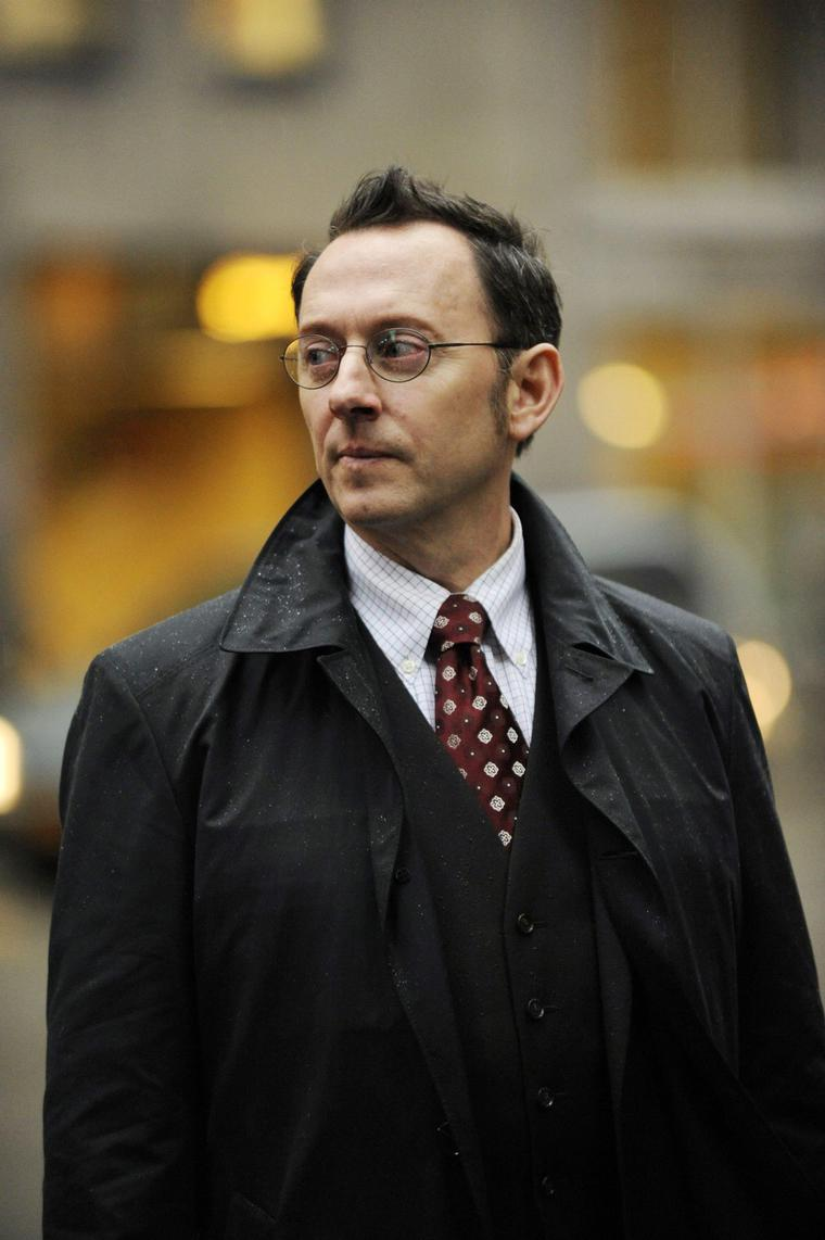 "Michael Emerson in ""Person of Interest"""