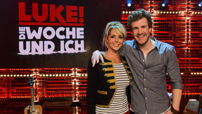 Chantal Janzen, Luke Mockridge
