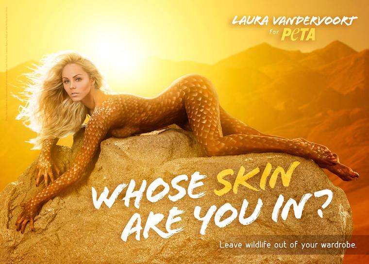 Laura Vandervoort nackt