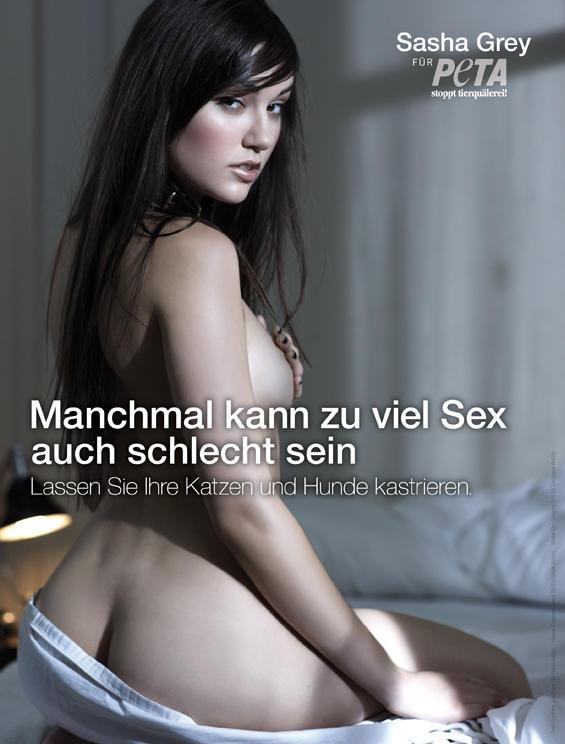Sasha Grey nackt