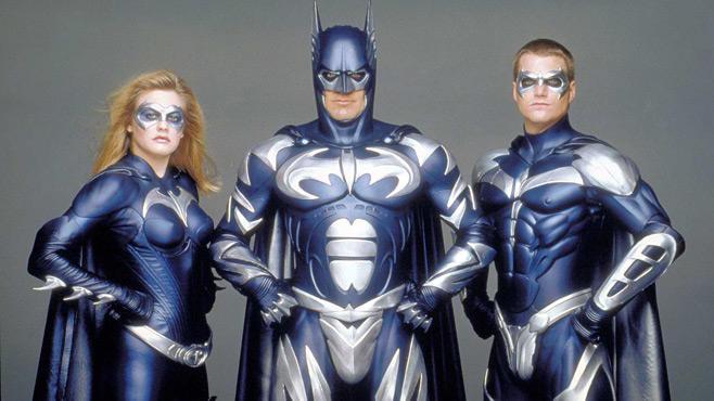 Alicia Silverstone, Batman & Robin