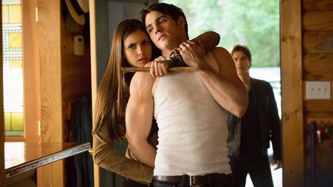 Jeremy Gilbert, Vampire Diaries