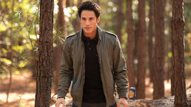 Tyler Lockwood, Michael Trevino, Vampire Diaries
