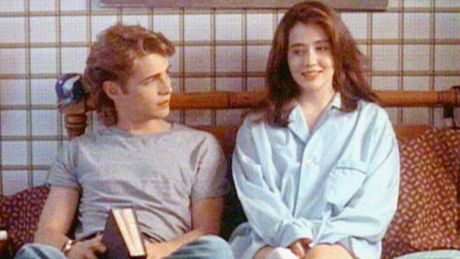 Brenda und Brandon Walsh