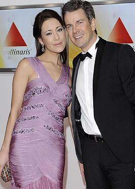 Am 2. Juli 2011 heiratete Lanz in Südtirol seine Lebensgefährtin Angela Gessmann.