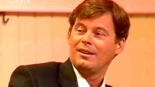 """Pär Sundberg  als Tommy in """"Pippi Langstrumpf""""."""