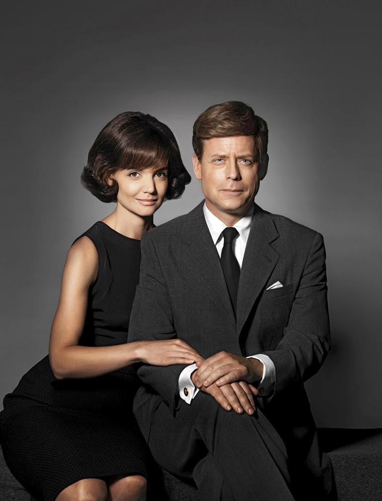 """2011 spielte sie in der TV-Serie """"The Kennedys"""" Jackie Kennedy, die berühmte Frau des ermordeten US-Präsidenten John F. Kennedy."""