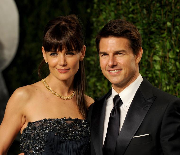 Nach sechs Jahren Ehe, reichte Katie im Juli 2012 die Scheidung ein.