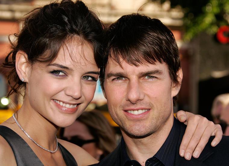 Immer strahlend und verliebt. So präsentierten sich Katie Holmes und Tom Cruise auf öffentlichen Auftritten. Doch wie es aussieht war alles mehr Schein als Sein.