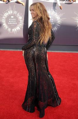 Beyoncé Stars ohne Unterwäsche