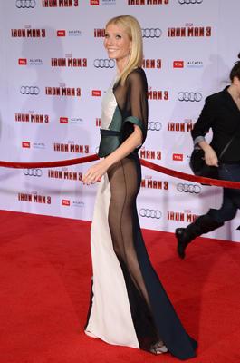 Gwyneth Paltrow Stars ohne Unerwäsche