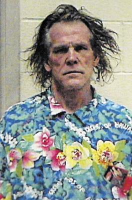 Nick Nolte verhaftet Mugshot